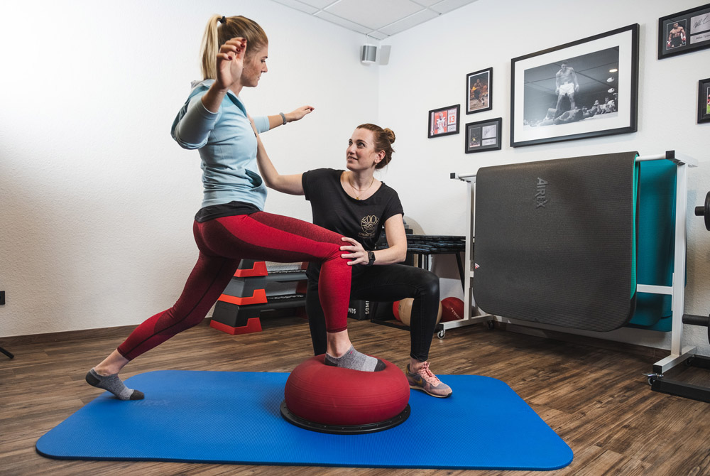 Know How Physiotherapie - Manuelle Therapie (MT)