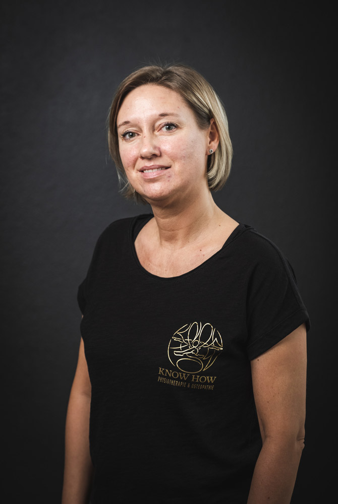 Know How Physiotherapie - Sonja Del Polito