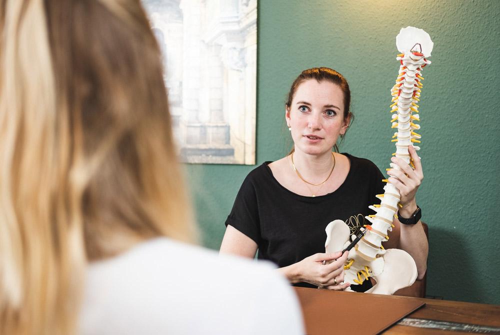 Know How Physiotherapie - Betriebliche Gesundheitsförderung