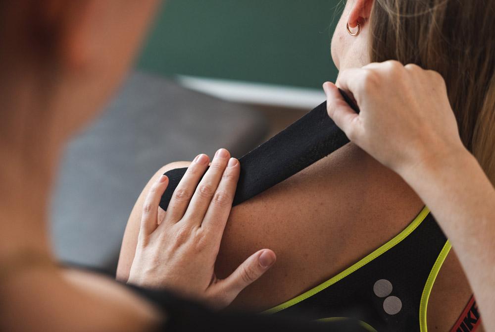Know How Physiotherapie - Kinesio Tape
