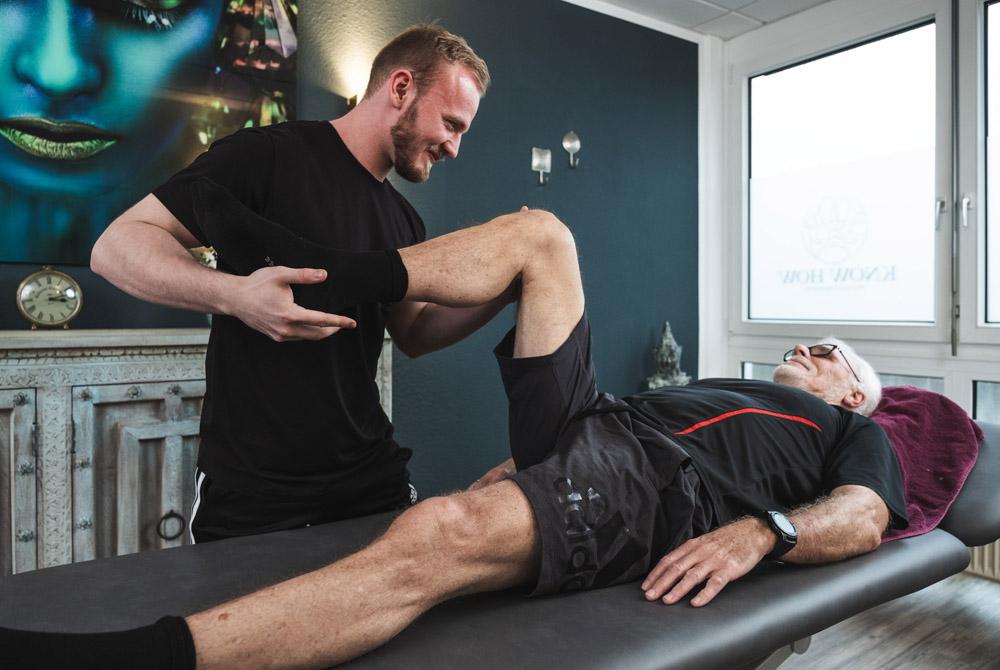 Know How Physiotherapie - Neurologische Krankengymnastik